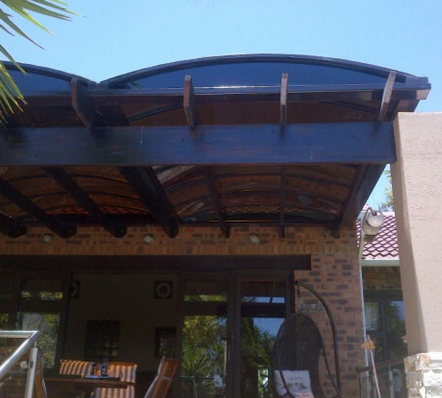 Barrel Vaulted Domed Awnings Reboss Awnings