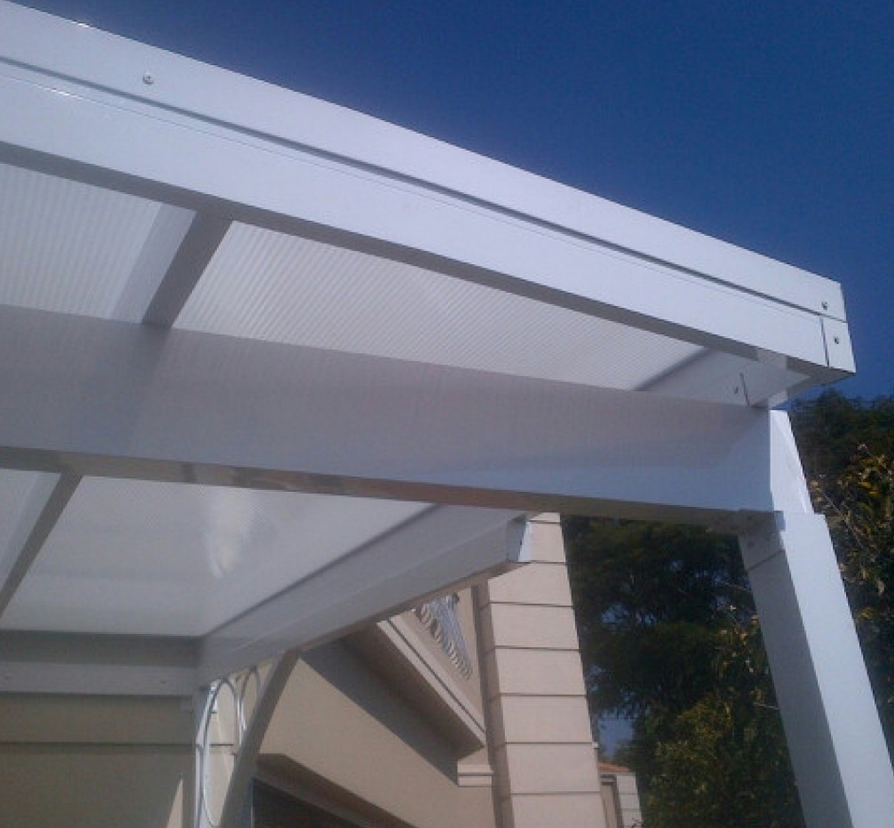 Multiwall Polycarbonate Patio's – Reboss Awnings