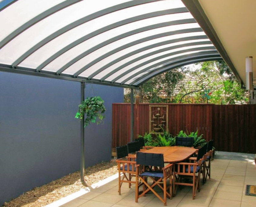Multiwall Polycarbonate is widely used because it is virtually indestructible
